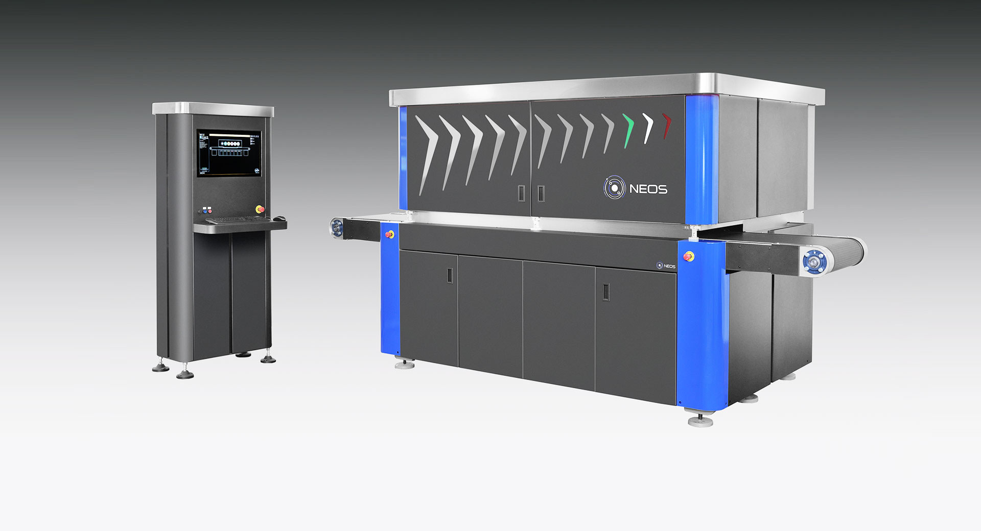 Digital Printing Fighter - NEOS LAB